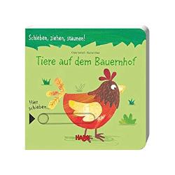 Buch – Tiere auf dem Bauernhof